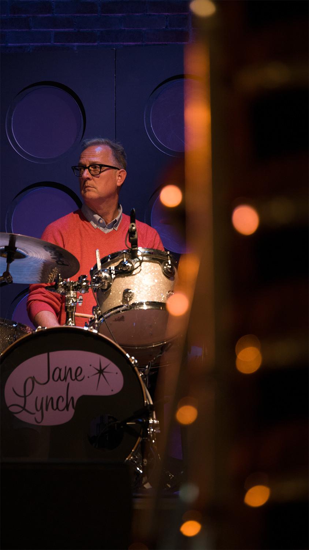 Jane Lynch Drummer 1